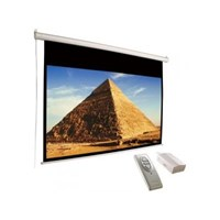 Jual MOTORIZE WALL SCREEN projector