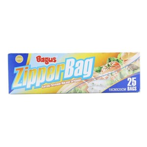 Bagus Zipper Bag
