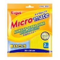 Micromate Kain Lap Serbaguna 1