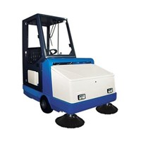 Distributor Sweeper Brand Fiorentini 3