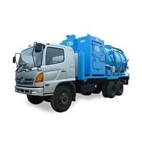 Jual Vacuum Truck Brand Sibilia 2