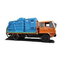 Vacuum Truck Brand Sibilia 1