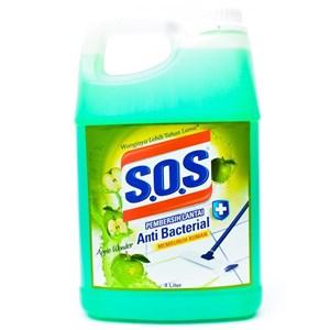 SOS pembersih dan pengharun