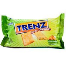 Biskuit Trenz Crispy Crackers Cheese