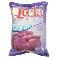 Jual snack Qtela ubi ungu original
