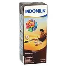 Susu UHT Indomilk