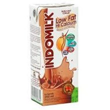 Susu UHT Indomilk Low FAT