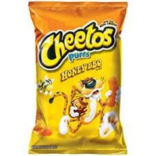 Snack Cheetos Puff
