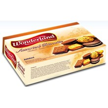 Biskuit WONDERLAND ASSORTED BISCUIT 300GR
