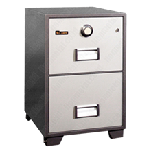 Lemari Besi FIRE PROOF FILLING CABINET Lion