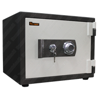 Jual Lemari Besi FIRE PROOF SAFE Lion
