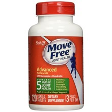 Move Free Double St 120s
