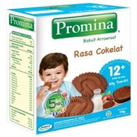 Biskuit Bayi Arrowroot Cookies