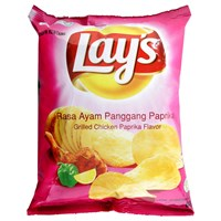 Jual Snack Lay's Grilled Chicken Paprika