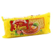 Chicken Egg Noodles 3 Cap