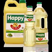 HAPPY SALAD OIL5lt SOYA
