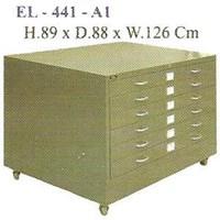 Jual Elite  EL-441-A1 Lemari Gambar