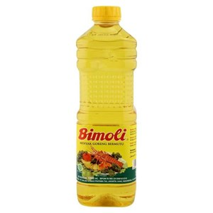 Bimoli Minyak Goreng 1 Liter Botol