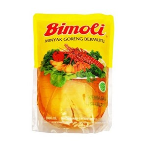 Sell Bimoli Cooking Oil 2 Liters Pouch From Indonesia By