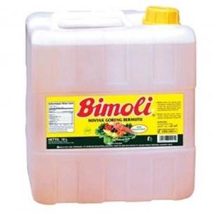 Bimoli Klasik Minyak Goreng 18 Liter