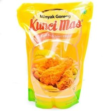 KUNCIMAS COOKING OIL POUCH 1 and 2 LTR