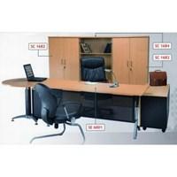 Aditech Silver Meja Kantor 1