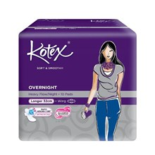 Kotex Overnight Night