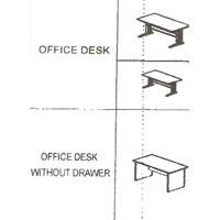 Aditech Santos Meja Kantor 1