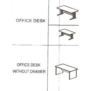 Aditech Santos Meja Kantor
