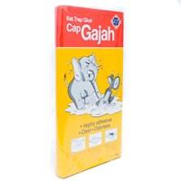 Lem Tikus cap gajah  Trap 75 gr x 72 pack  per carton