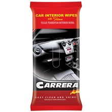 Carrera Wipes  Car Interior