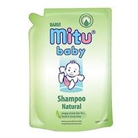 Mitu Baby Shampoo Pouch refill 1