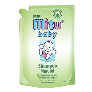 Mitu Baby Shampoo Pouch refill