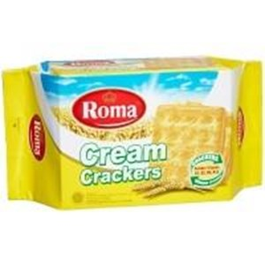 ROMA CREAM CRECKERS
