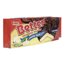 Better Vanilla Promo 22 gr x 10 pcs x 12 renceng