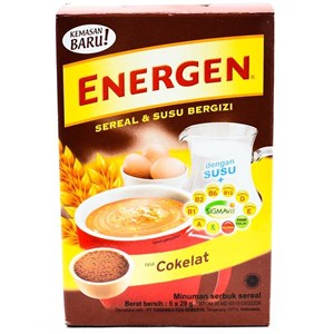 ENERGEN COKLAT