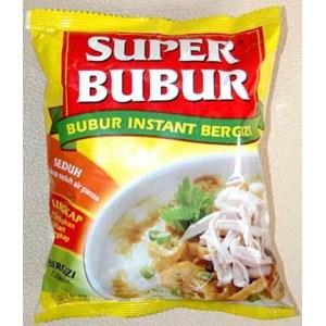 Super Bubur Ayam 49 gr Renceng x 6 pcs x 6 renceng aneka rasa