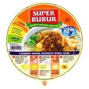 SUPER BUBUR CUP