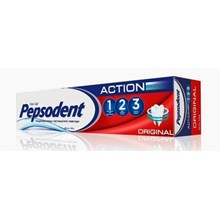 PEPSODENT ACTION