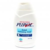 PUROL ANTI BAC POWDER BLUE 90gr 4X6 /24 pcs per carton