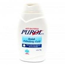PUROL ANTI BAC POWDER BLUE 90gr 4X6 /24 pcs per carton