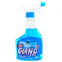 Cling  Botol Pembersih Kaca
