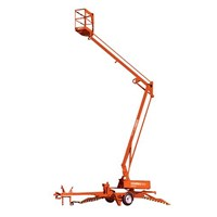 Trailer-Mounted Boom Lifts SNORKEL 1