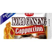 KOPI GINSENG CAPUCINO