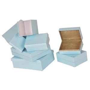 papeo blue box series