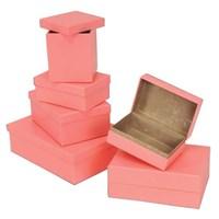 Jual  box series papeo pink 2