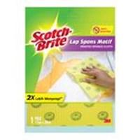 3M Scotch-Brite  LAP SPONS MOTIF 1