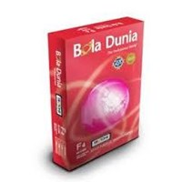 BOLA DUNIA COPY PAPER 80 gram 1
