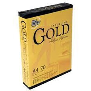 paperline gold 70 gram