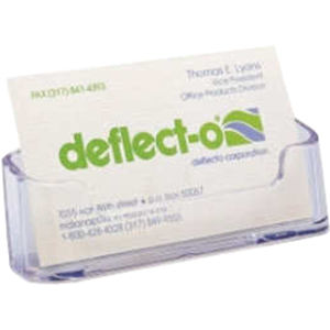 bantex deflect-o business Card Holder